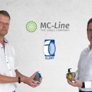 Illert Etiketten und MC-Line bieten Shrink Sleeves im Digitaldruck