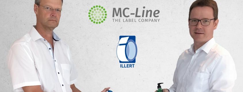 MC-Line + Illert kooperieren